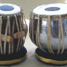 New CP Brand TABLA Indian Percussion Drum Set FREE CARRY BAG FREE SHIP IN USA