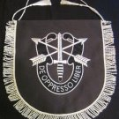 NEW US Army Special Forces DE OPPRESSO LIBER - Pannets - CP MADE - FREE SHIP