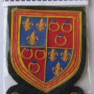 MONTGOMERY SCOTTISH CLAN BADGE NEW HAND EMBROIDERED CP MADE QUALITY US FREE SHIP
