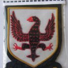RAMSEY SCOTTISH CLAN BADGE NEW HAND EMBROIDERED CP MADE HI QUALITY USA FREE SHIP