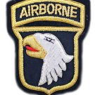 US ARMY 101ST AIRBORNE COMBAT IDENTIFICATION ID BADGE FREE SHIP IN USA - CP MADE