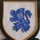 GALLOWAY SCOTTISH CLAN BADGE NEW HAND EMBROIDERED CP MADE HI QUALITY FREE US SHP