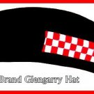 CP Brand New GLENGARRY KILT HAT w/o Badge RW Superb Quality - CP Made EMAIL SIZE
