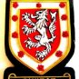 DUNBAR SCOTTISH CLAN BADGE NEW HAND EMBROIDERED CP MADE HI QUALITY COLLECT ITEM