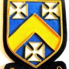 BARCLAY SCOTTISH CLAN BADGE NEW HAND EMBROIDERED CP MADE HI QUALITY FREE US SHIP