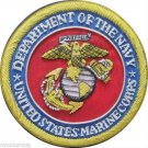 UNITED STATES MARINE NAVY BADGES NEW HAND EMBROIDERED CP MADE EXCELLENT QUALITY