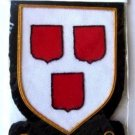 HAY SCOTTISH CLAN BADGE NEW CP HAND EMBROIDERED QUALITY COLLECTORS ITEM