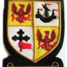 MacINTYRE SCOTTISH CLAN BADGE NEW HAND EMBROIDERED QUALITY CP MADE, FREE SHIP US