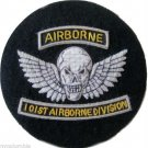 101ST AIRBORNE DIVISION BADGE FREE SHIP IN USA - CP MADE GOLD SILVER BULLION