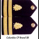 NEW US NAVY LIEUTENANT RANK DENTAL CORP HARD SHOULDER BOARDS AUTHENTIC CP MADE