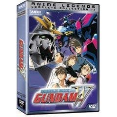Gundam Wing - Complete Collection 2 Anime Legends (DVD Box Set)