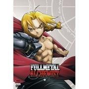 Fullmetal Alchemist DVD 01