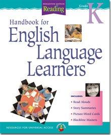 Houghton Mifflin Reading Handbook for Engllish Language Learners Grade 1