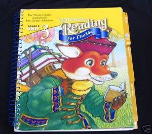 "Scott Foresman Reading Grade 2 Unit 3, ""New Beginnings: Side by Side!"" Teachers Edition"