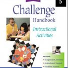 Houghton Mifflin Reading Challenge Handbook Grade 5 Teachers Edition