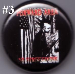 Forward Area - 'NS Streetpunk' pin