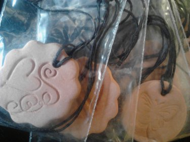 BULK Terracotta Pendants (10 pak) Customize