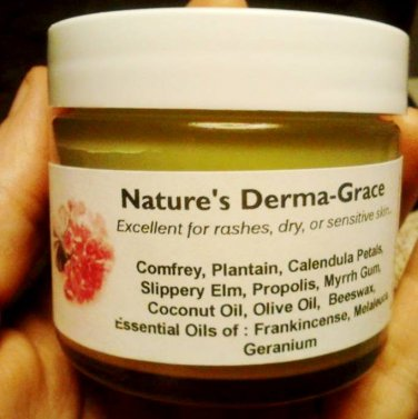 Nature's Derma-Grace- 2oz jar