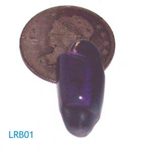 Designer Cut Lightning Ridge Black Opal With blue fire LRB01