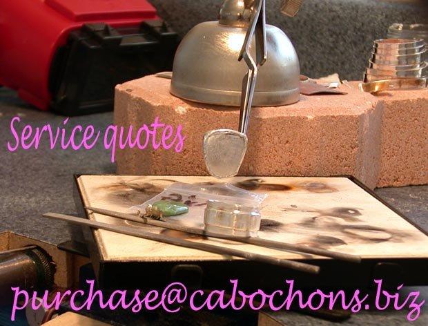 Colored Gem Repairs, Recuts, Repolishing, etcetera.
