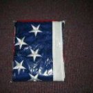 4x6 US Flag Embroidered Stars Sewn Stripes
