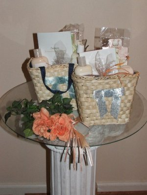 GIFT BASKET  PURSE