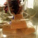 Brown Sugar Fig & Vanilla      creamy goat milk  soap 3oz