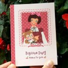 Pretty Bibi1004 Mission For Girl Pink Any Year Planner Diary
