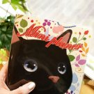 Sweet Jetoy Cat Square Slim Any Year Monthly Planner Diary Notebook - Gamy