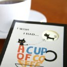 Cute Shinzi Katoh Coffee Cat Any Year Diary Planner