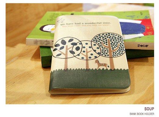 Sweet Shinzi Katoh Forest Tree And Donkey Multi Purpose Bank Book Case