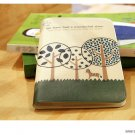 Sweet Shinzi Katoh Forest Tree And Donkey Multi Purpose Bank Book Case