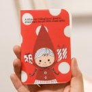 Shinzi Katoh Little Red Riding Hood Name Credit Card Case Holder