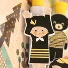 Sweet Shinzi Katoh Le Petit Lucie Girl Ballpoint Pen