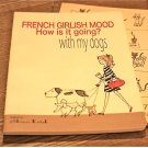 Shinzi Katoh French Girlish Mood With My Dogs BIG Journal Notebook