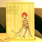 Shinzi Katoh French Girlish Mood With Tea BIG Journal Notebook