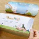 Jetoy Cats Rainbow Cloud Garden Greeting Card Letter Set Gift Box Set