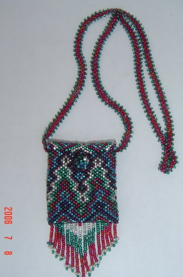 MULTI MEDICINE AMULET BAG