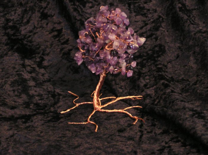 Gemstone Bonsai Trees Medium C