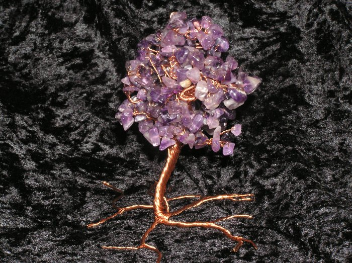 Gemstone Bonsai Trees Small A
