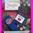 Christmas Stocking Stuffer Crafts Quick Easy Gift Ideas Patterns Book