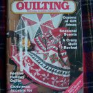 1 Cent USA S&H Vintage Nov Dec 1987 Creative Quilting Pattern Book