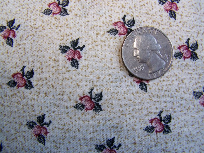 Thimbleberries Cotton Fabric Holly Hill R. J. R Fabrics 1 yard and 34""