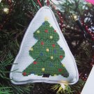 50 Cent S&H USA Cross Stitch Christmas Tree Ornament Pattern