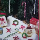 1 Cent USA S&H Christmas Twisters Patterns Ornaments & Jewelry