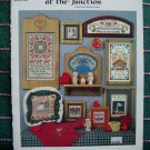 Vintage Counted Cross Stitch Jeremiah Junction Christmas Samplers Patterns