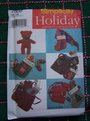 Christmas Stocking Pattern - Stocking Crafts - Good