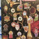 Free S&H USA 31 Vintage Christmas Ornaments Patterns Cross Stitch & Needlepoint 180