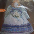 1980's Vintage Christmas Angel Tree Topper Sewing Kit