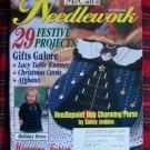 Winter & Christmas Fashions 29 McCall's Needlework Patterns Magazine Nov 1996